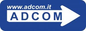 Logo ADCOM Tutto stondato